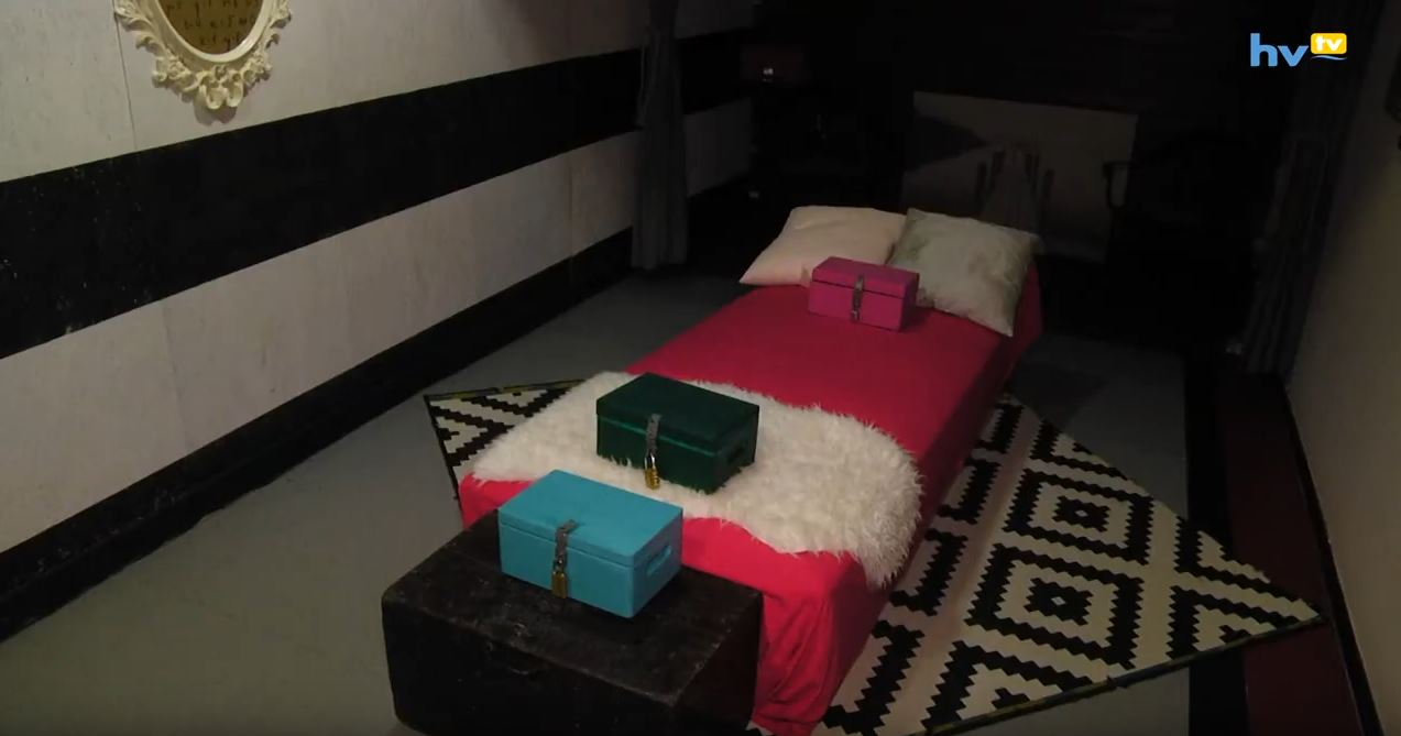 Szabaduló szoba