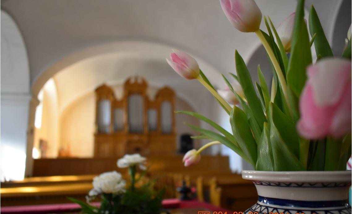 Református istentisztelet 2021. április 4. Húsvétvasárnap