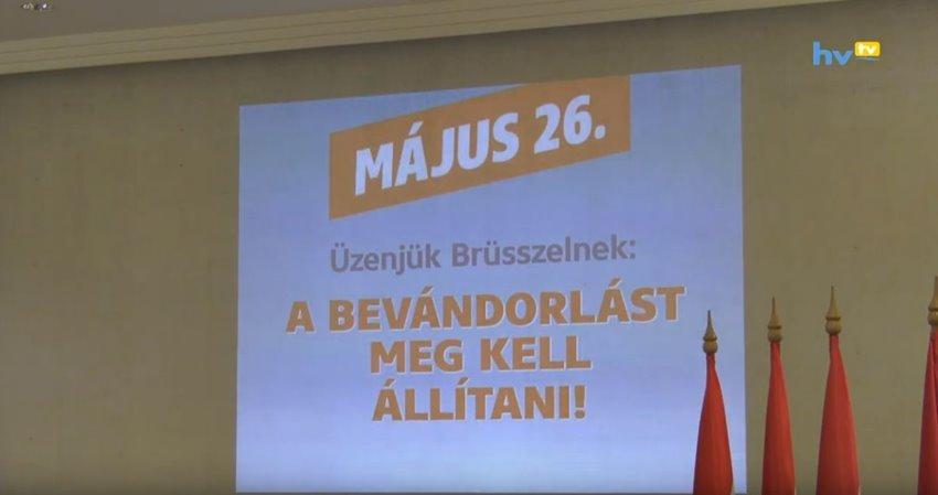 Május 3 án volt a Fidesz lakossági fóruma